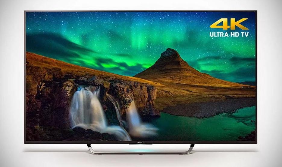 Ultra HD TV DVB-T2