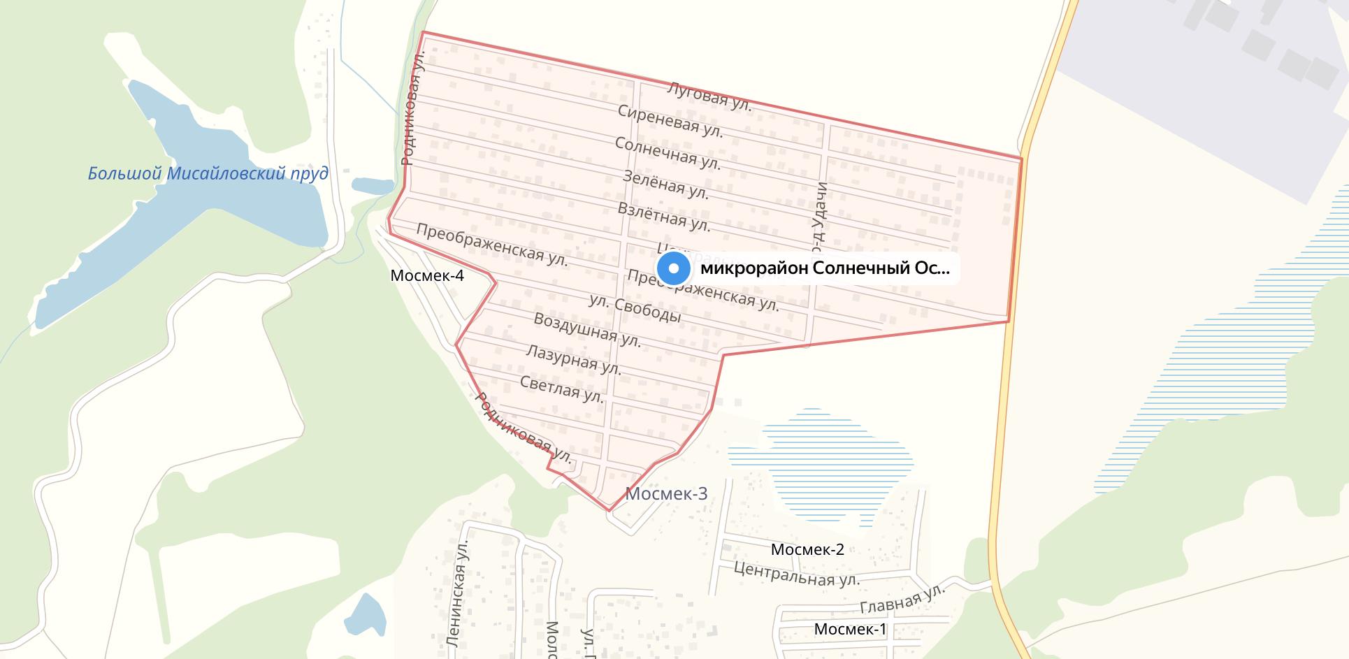 Подключить интернет в Солнечный остров (Ленинский район)