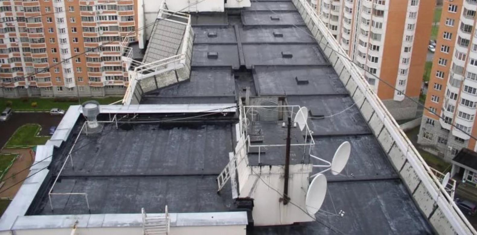 Установка антенн на многоквартирном доме - Включи ТВ