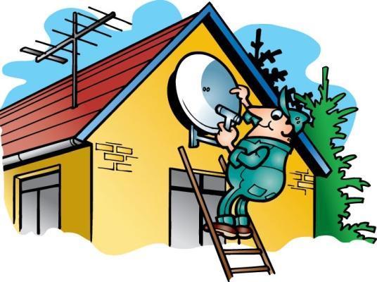Антенна для дачи или частного дома